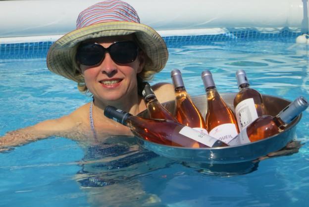 Erfrischende Sommerweine