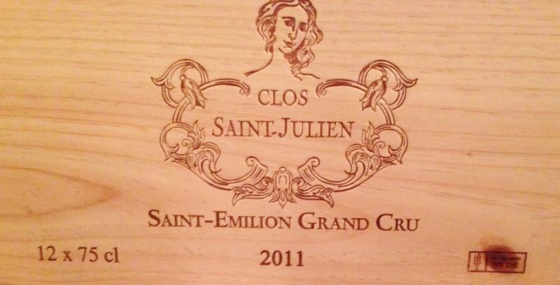 Ch. Clos Saint-Julien