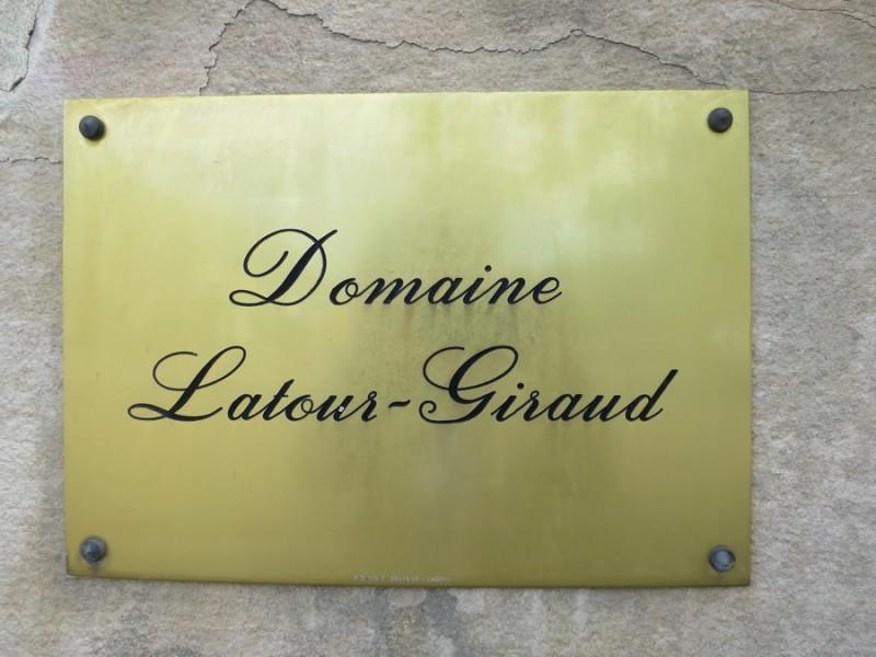 Domaine Latour-Giraud