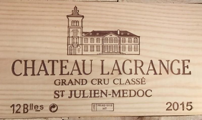 Ch. Lagrange (St. Julien)