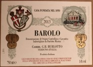 Barolo 2013