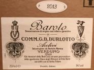 "Barolo ""Acclivi"" 2013"