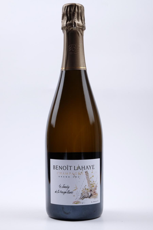 Benoit lahaye champagne grand cru le jardin de la for Grand jardin wine
