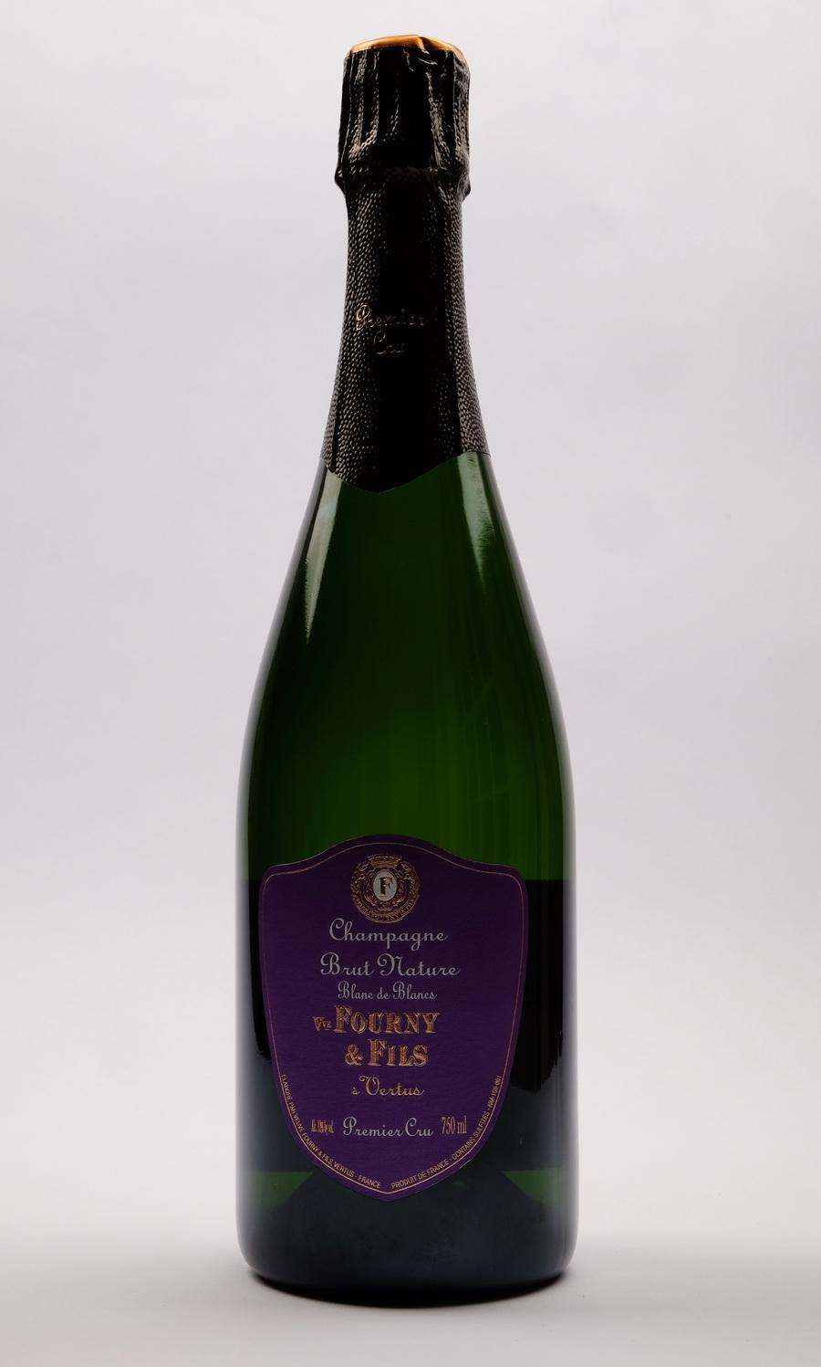 Veuve Fourny - Champagne Blanc de Blancs 1er Cru Brut Nature