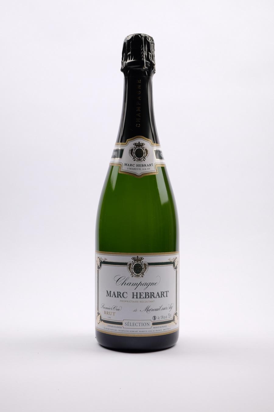 M. Hébrart - Champagne Selection 1er Cru Brut