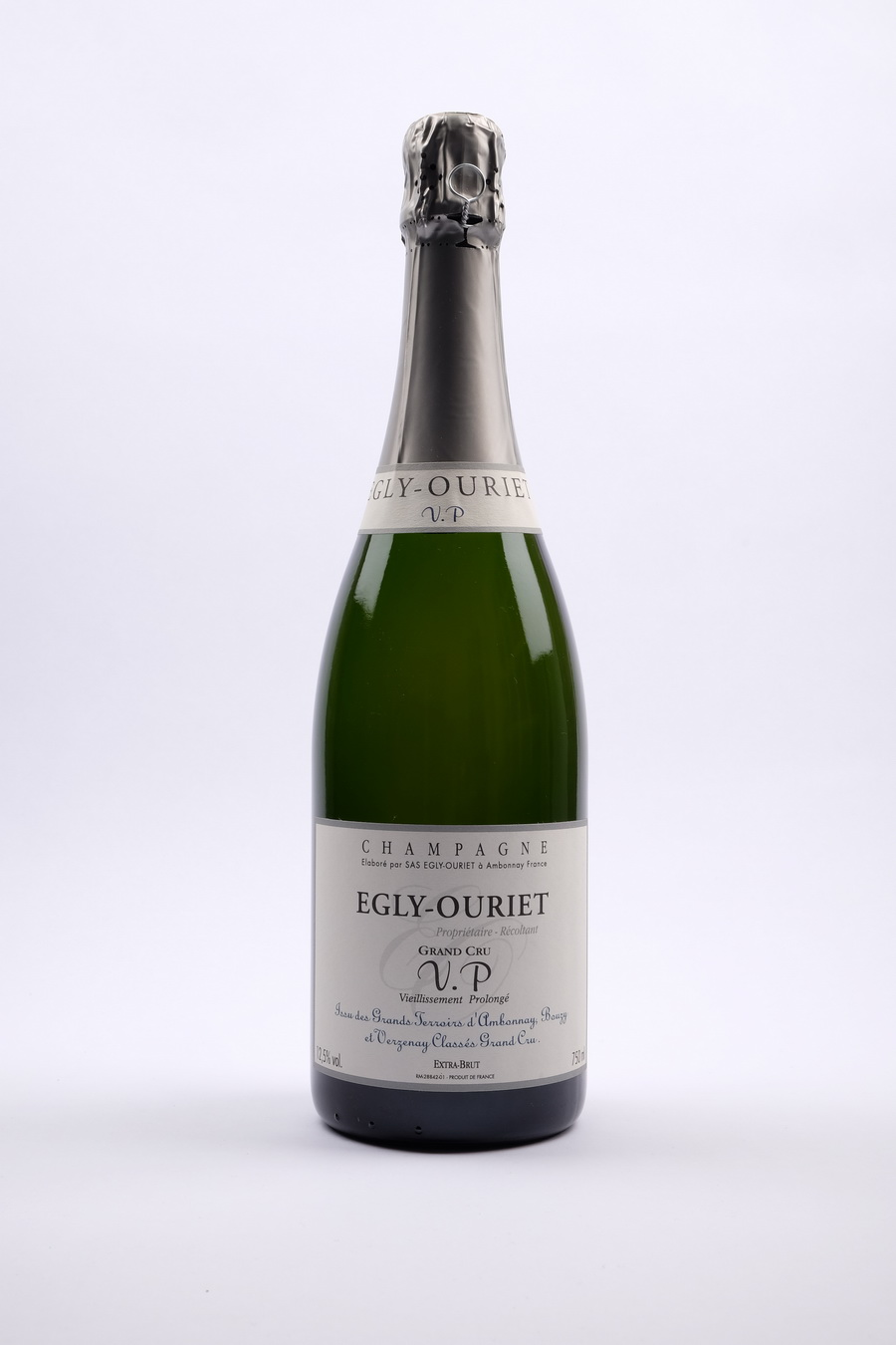 Egly-Ouriet - Champagne Grand Cru V.P. Extra Brut (2011 deg.)