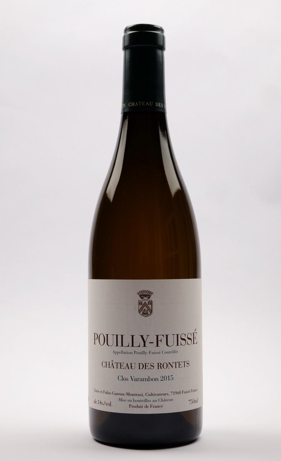 "Pouilly-Fuissé ""Clos Varambon"" 2015"