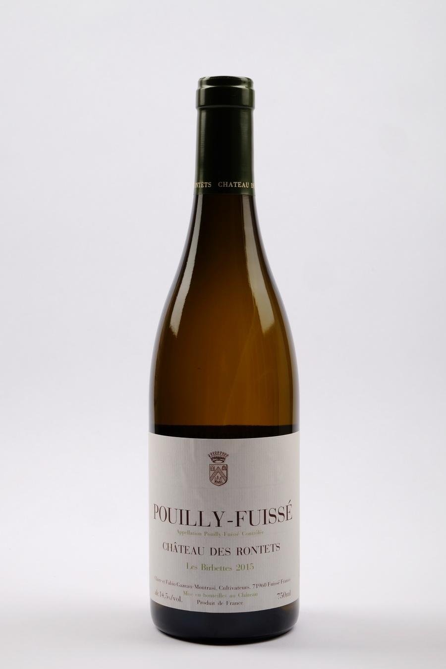 """Pouilly-Fuissé """"Les Birbettes"""" 2015"""