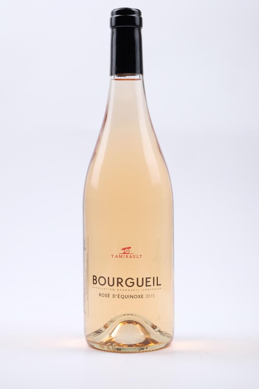 """Bourgueil Rosé """"Equinoxe"""" 2017"""
