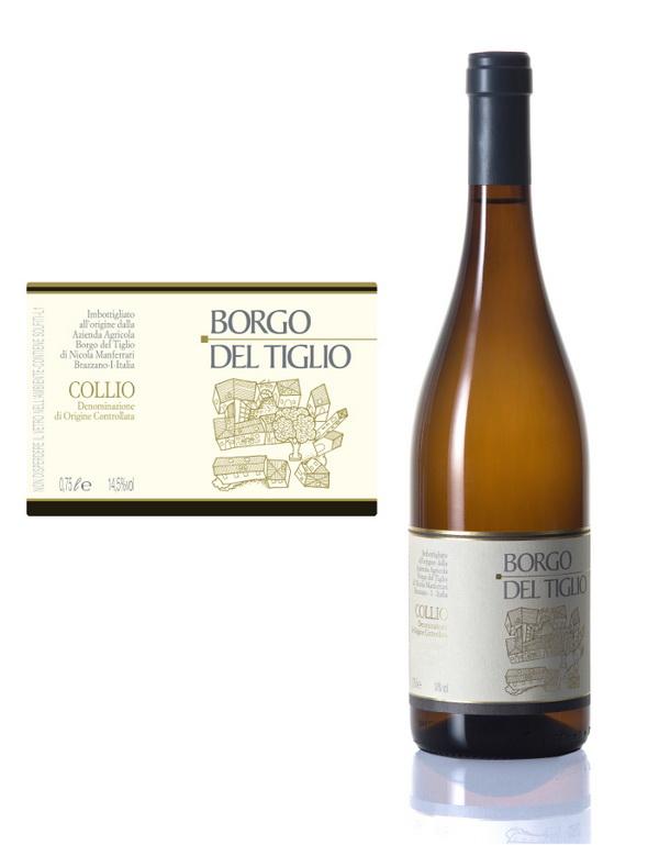 Collio Bianco 2015 (Friulano, Sauvignon, Riesling)