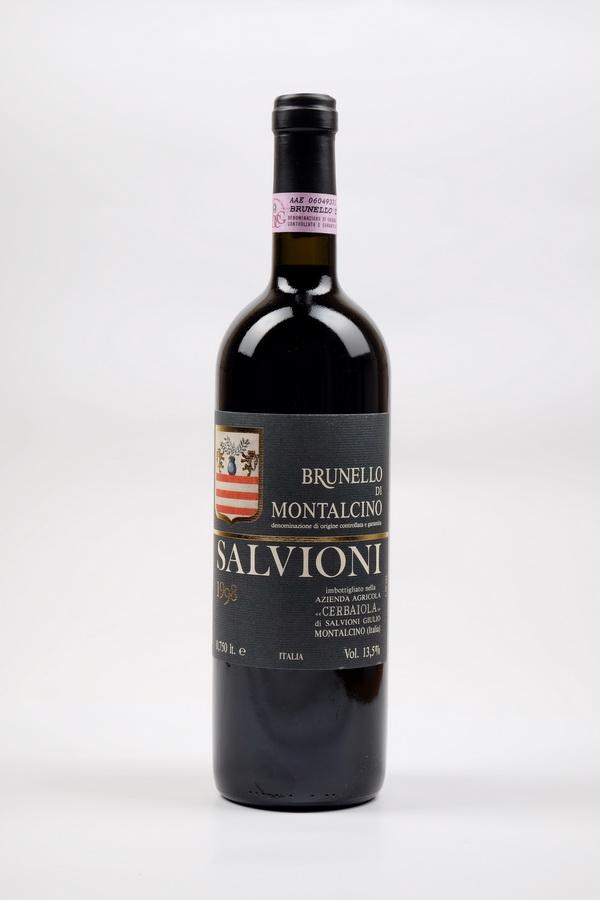 Brunello di Montalcino 1998