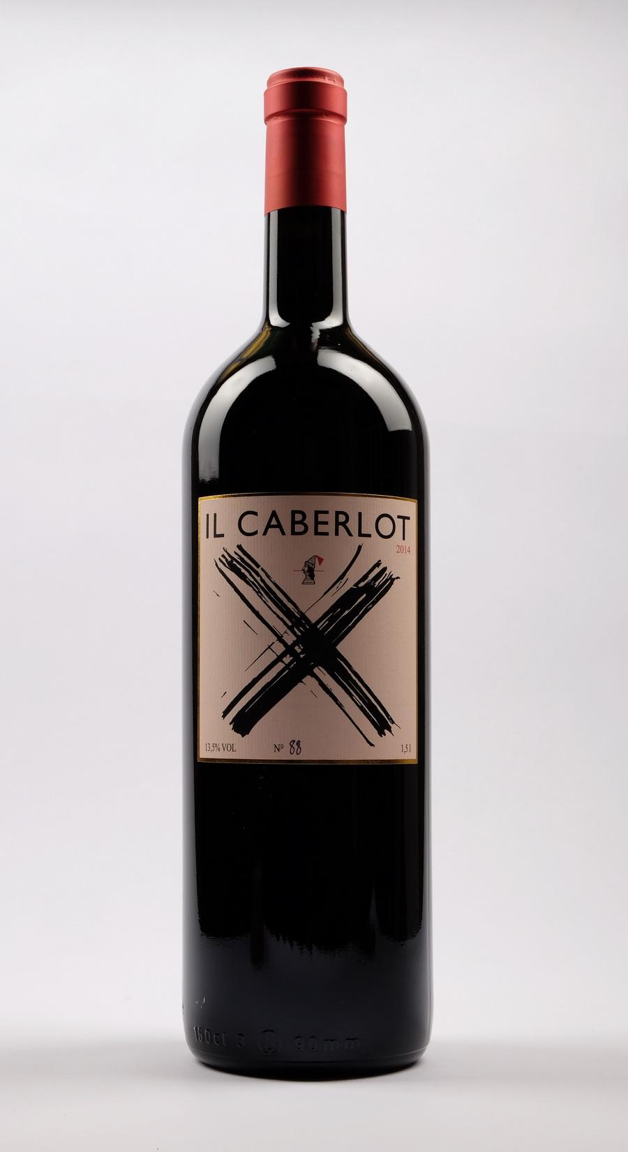 Il Caberlot 2015 (Magnum)