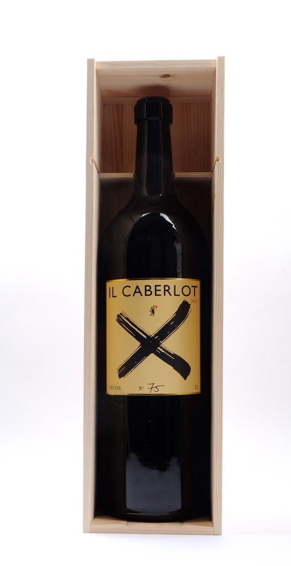 Il Caberlot 2013 (Doppelmagnum)