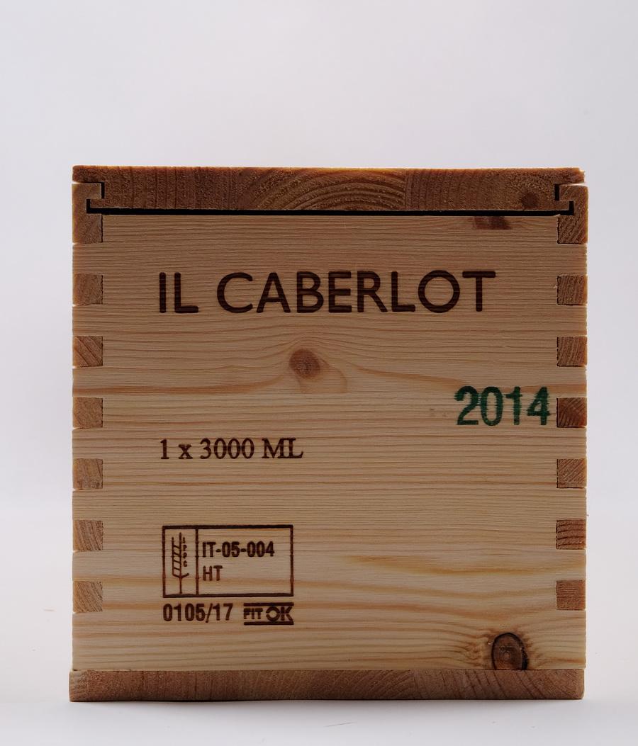 Il Caberlot 2014 (Doppelmagnum)