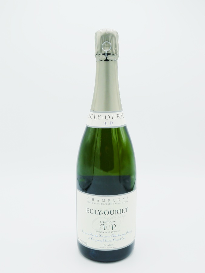 Egly-Ouriet - Champagne Grand Cru V.P. Extra Brut (2015 deg.)